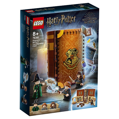 LEGO Harry Potter 76382 Ora de Transfigurari / Учеба в Хогвартсе: Урок трансфигу