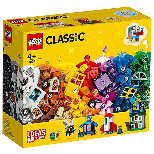 LEGO CLASSIC 11004 Ferestre de creativitate / Набор для творчества с окнами
