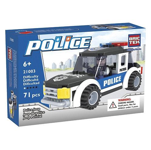 Bric Tek 21003 Полицейская машинка