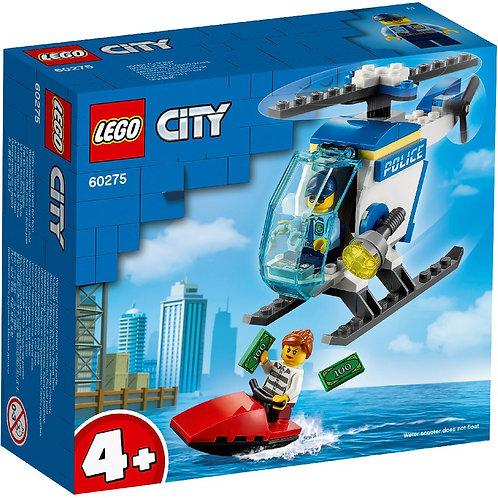 LEGO CITY 60275 Elicopter de poliție / Полицейский вертолет