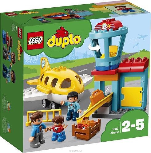 LEGO DUPLO 10871 Aeroport / Аэропорт