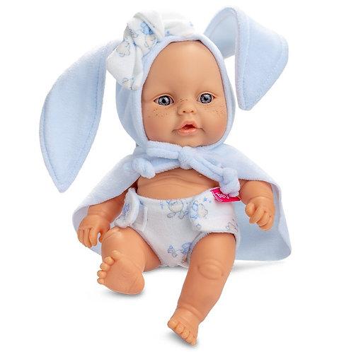 BERJUAN 50301 Papusa din vinil 24cm / Кукла виниловая 24 см