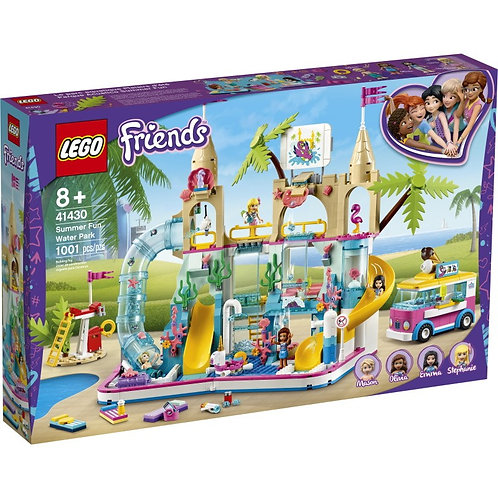 LEGO FRIENDS 41430 Aquapark / Летний аквапарк
