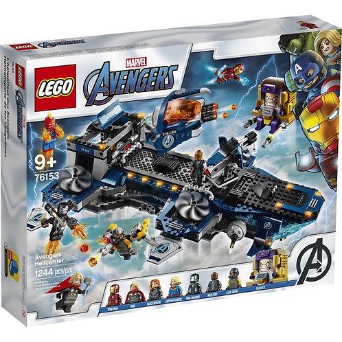 LEGO Avengers 76153 Helicarrier Avengerov / Геликарриер