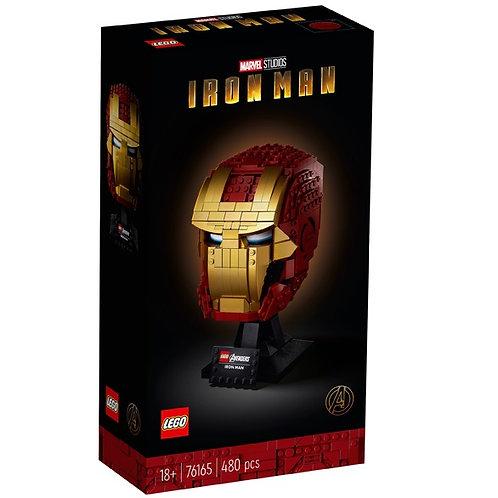LEGO Avengers 76165 Helmet Iron man / Шлем Железного человека