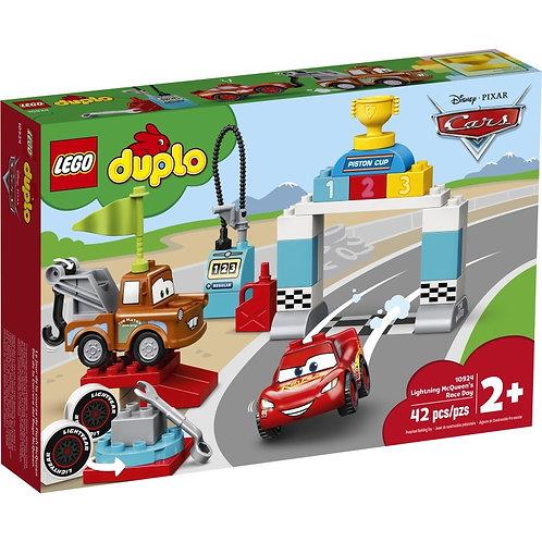 LEGO DUPLO 10924 Fulger McQeen / Гонки Молнии МакКуина