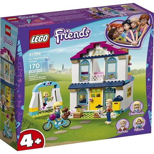LEGO FRIENDS 41398 Casa lui Stephanie / Дом Стефани