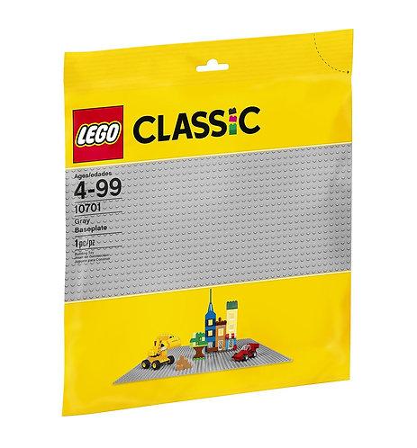 LEGO Classic Placa de baza / Серая Базовая пластина (10701)