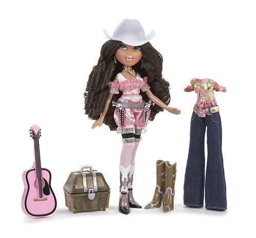 Bratz Jasmin cowgirl / Жасмин ковбой