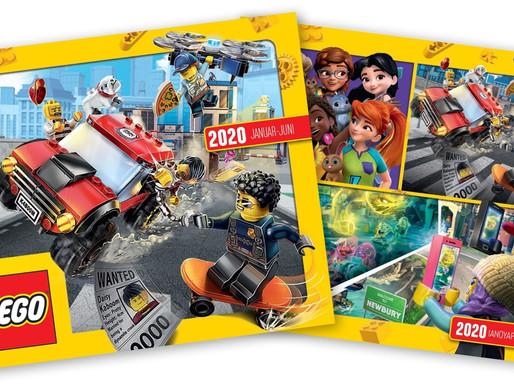 Catalog LEGO 2020 ianuarie - mai