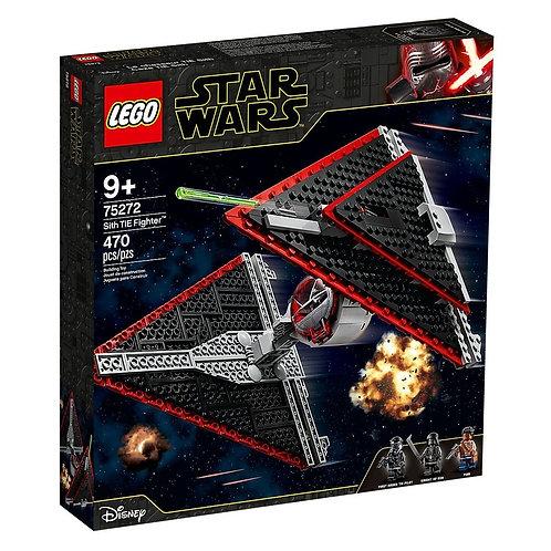 LEGO STAR WARS 75272 TIE Fighter Sith / Истребитель СИД ситхов