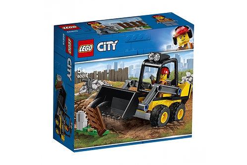 LEGO CITY 60219 Incarcator pentru constructii / Строительный погрузчик