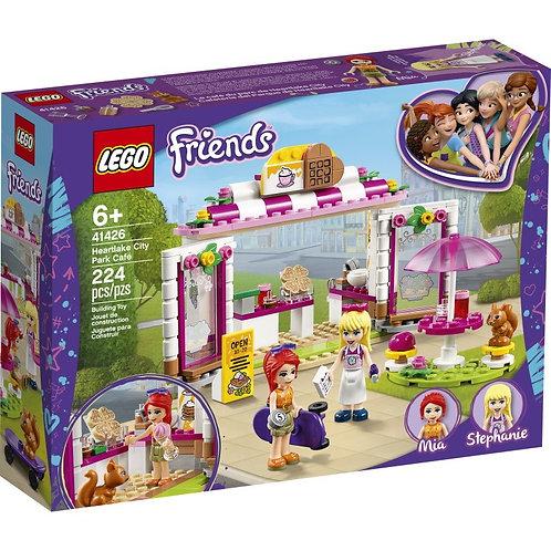 LEGO FRIENDS 41426 Cafe în Heartlake Park / Кафе в парке Хартлейк Сити