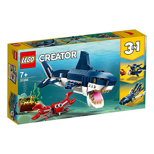 LEGO CREATOR 31088 Обитатели морских глубин / Creaturi marine din adancuri