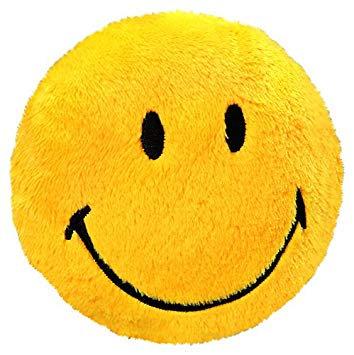 NICI 35870 Smile Magnit / Магнит смайл 8 cm