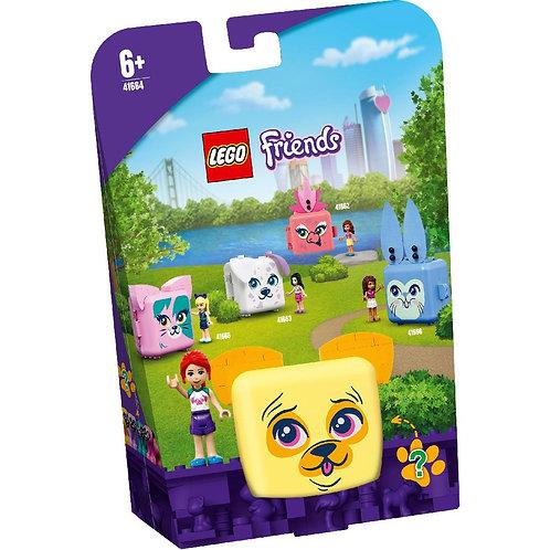 LEGO Friends 41664 Mia catelus Cube / Куб щенок с Мией