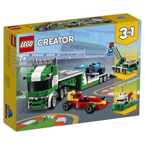LEGO Creator 31113 Trasportor de masini de curse / Транспортировщик автомобилей