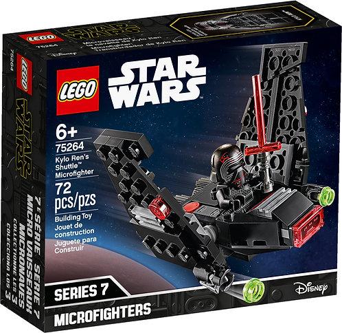 LEGO STAR WARS 75264 Microfighter Naveta lui Kylo Ren / Микрофайтеры: шаттл Кайл
