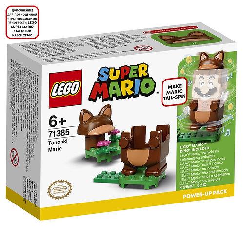 LEGO SUPER MARIO 71385 Costum de puteri: Tanooki / Тануки