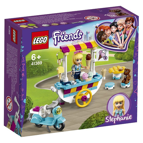 LEGO FRIENDS 41389 Stand cu inghetata / Тележка с мороженым