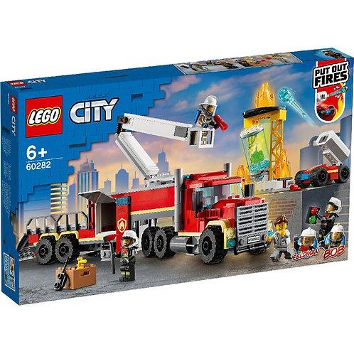 LEGO CITY 60282 Unitate de comanda a pompierilor / Команда - Пожарная машина