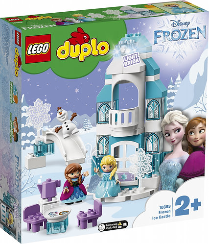 LEGO DUPLO 10899 Замок Эльзы / Castelul din Regatul de gheata