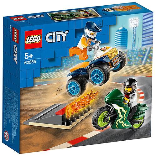 LEGO CITY 60255 Echipa de cascadorii / Команда каскадёров