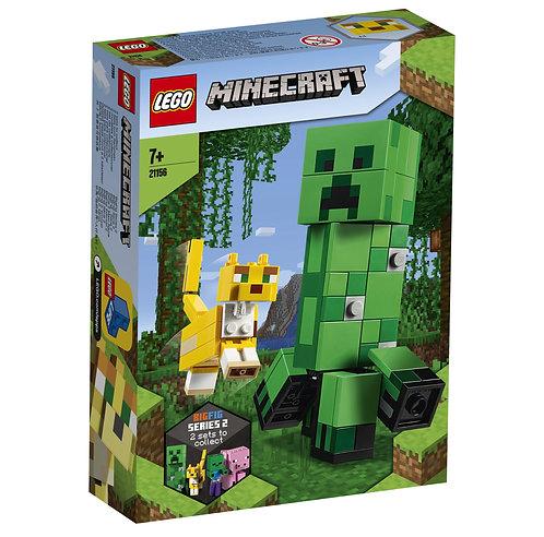 LEGO MINECRAFT 21156 Creeper si Ocelot / Крипер и Оцелот