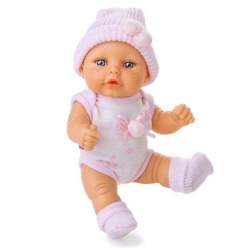 BERJUAN 20100 Papusa din vinil 20 cm / Кукла виниловая 20 см