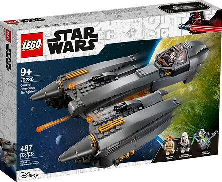 LEGO STAR WARS 75286 Genetal Grievous Starfighter / Истребитель генерала Гривуса