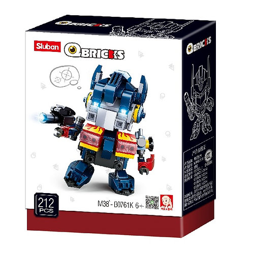 SLUBAN Optimus Prime Robot / Робот Оптимус Прайм