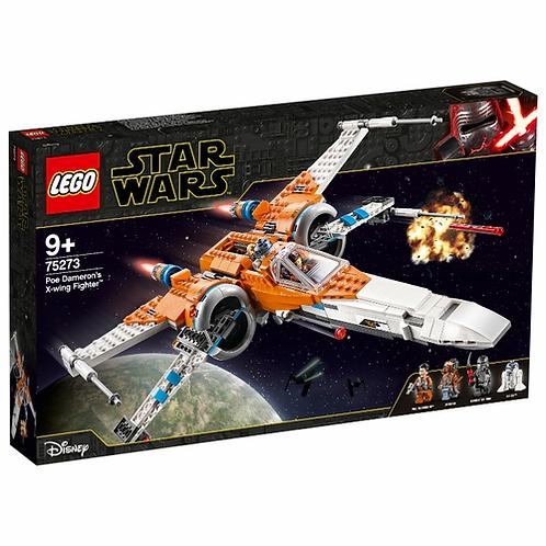 LEGO STAR WARS 75273 X-wing al lui Poe Dameron / X-wing al lui Poe Dameron