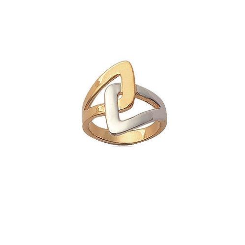 Inel infinity white / Кольцо бесконечности