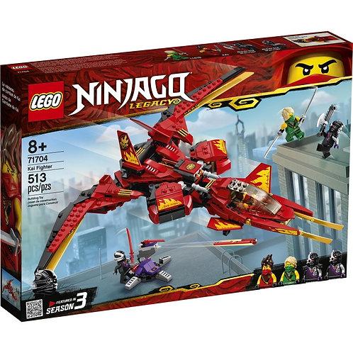 LEGO NINJAGO 71704 Aeronave Kai / Истребитель Кая