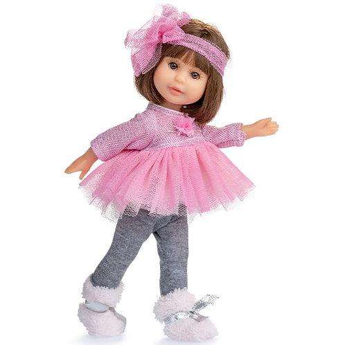 BERJUAN 1015 Papusa din vinil 22cm / Кукла виниловая 22 см