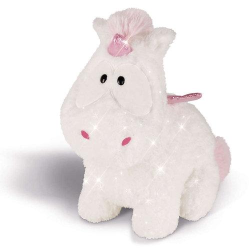 NICI 43256 Малыш Единорог роз. / Baby Unicorn roz 26cm