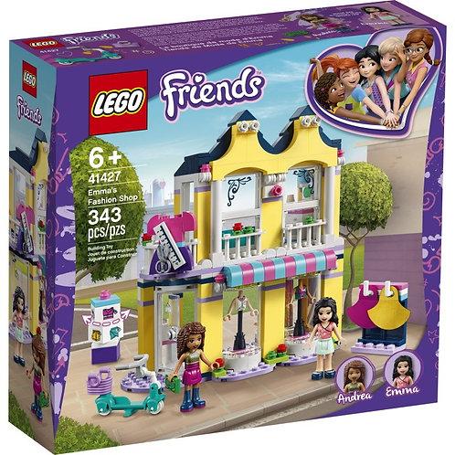 LEGO FRIENDS 41427 Emma și magazinul ei de accesorii de modă / Модный бутик Эммы