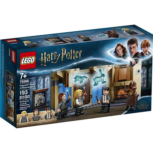 LEGO Harry Potter 75966 Camera de urgență Hogwarts / Выручай-комната Хогвартса