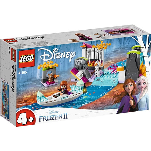 LEGO DISNEY 41165 Expeditia Annei / Экспедиция Анны на каноэ