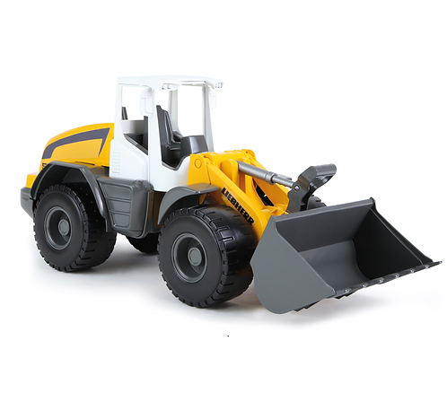 LENA 4612 Tractor / Трактор 49x18x22 cm (in cutie / в коробке)
