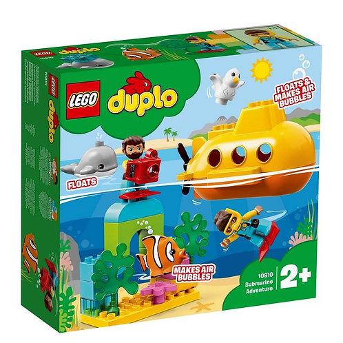 LEGO DUPLO 10910 Aventura cu submarinul / Путешествие субмарины