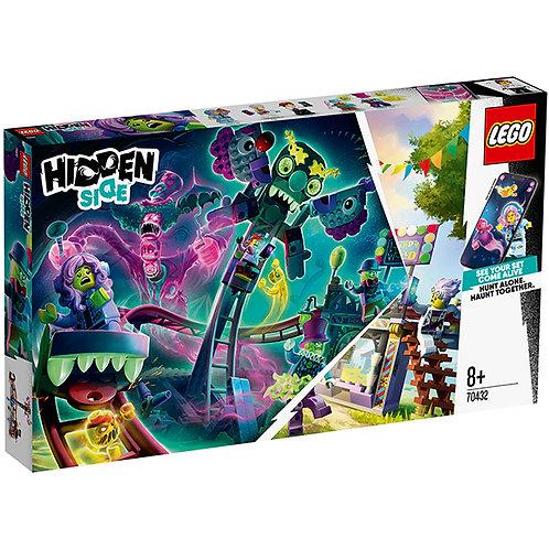 LEGO HIDDEN SIDE 70432 Balciul bantuit / Balciul bantuit