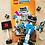 Thumbnail: LEGO BOOST 17101 Cutie creativa de unelte 5 in 1 / Программируемый робот 5