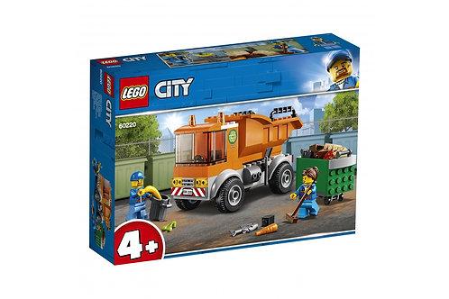LEGO CITY 60220 Camion de gunoi / Мусоровоз