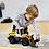 Thumbnail: LENA 4612 Tractor / Трактор 49x18x22 cm (in cutie / в коробке)