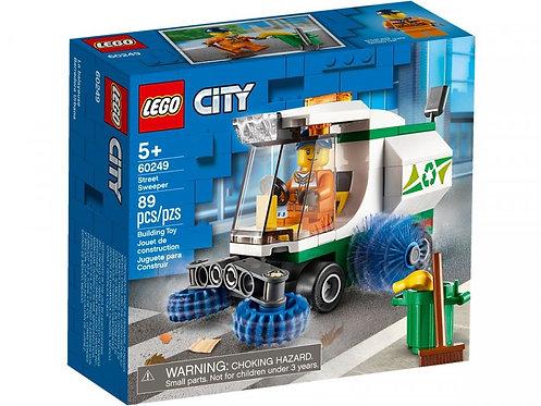 LEGO CITY 60249 Masina de maturat strada / Подметально-уборочная машина