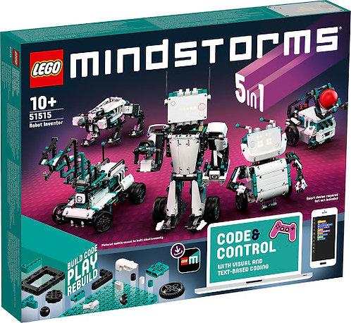 LEGO Mindstorms 51515 Creator de roboti  / Робот-изобретатель программируемый