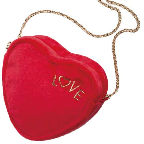 NICI 41007 Сумка Сердце 16,5 x 5,5 x 16,5 cm
