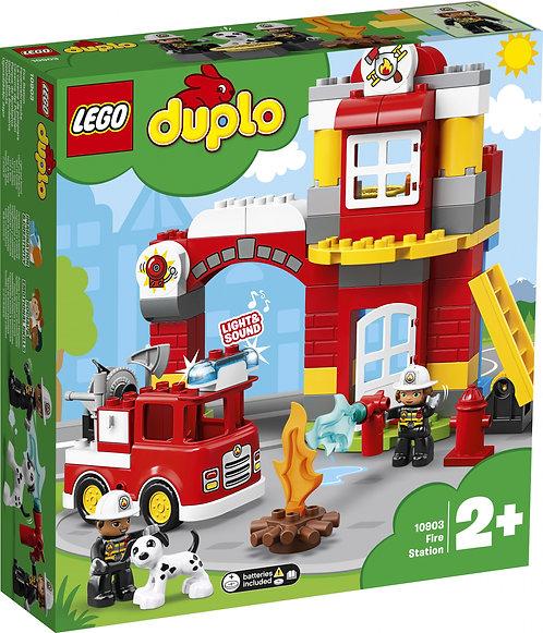 LEGO DUPLO 10903 Statie de pompieri / Пожарное депо