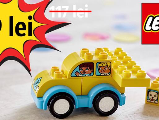 REDUCERI la LEGO DUPLO! Preturi de la 79 de lei!
